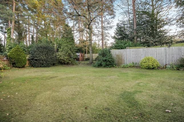 Garden of Pyrford, Surrey GU22