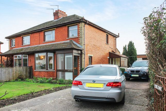 Thumbnail Semi-detached house for sale in Yallands Hill, Monkton Heathfield, Taunton, Somerset