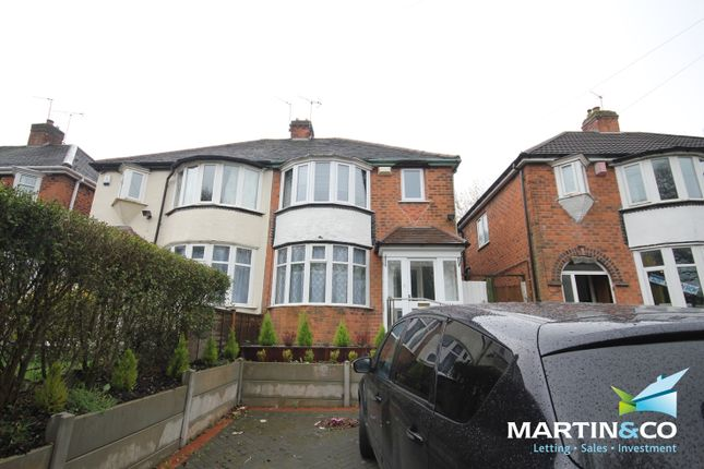 Thumbnail Semi-detached house to rent in Camp Lane, Handsworth