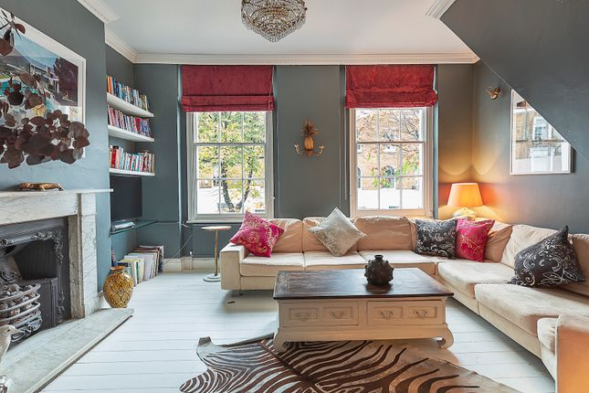 Thumbnail Town house to rent in Burgh Street, London