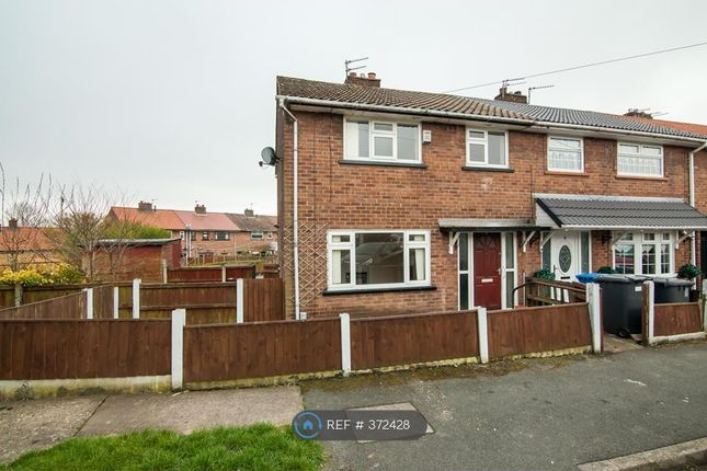 Thumbnail Semi-detached house to rent in Dellside Grove, Manchester