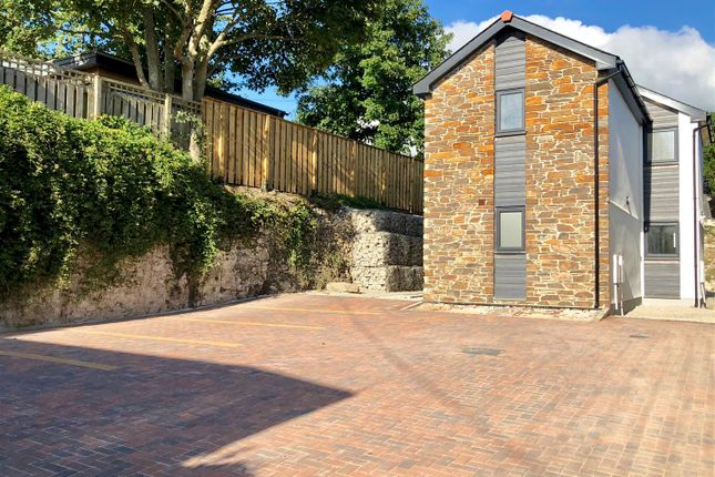 Thumbnail End terrace house for sale in New Build, Ready For Immediate Occupation, 4 Olivers Yard, Helston