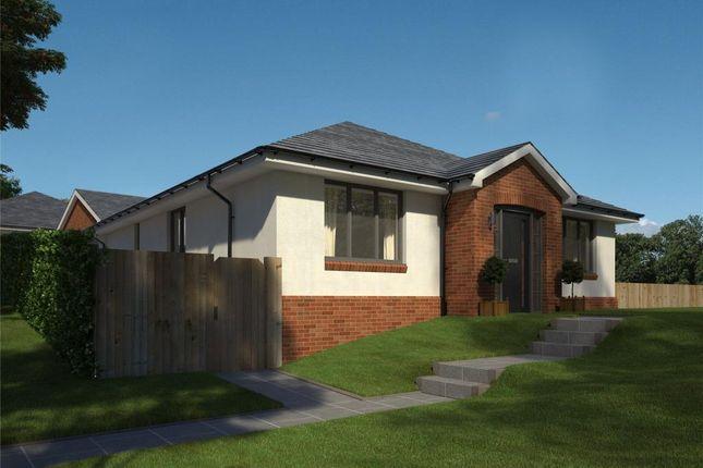 Thumbnail Detached bungalow for sale in West Clyst, Exeter, Devon