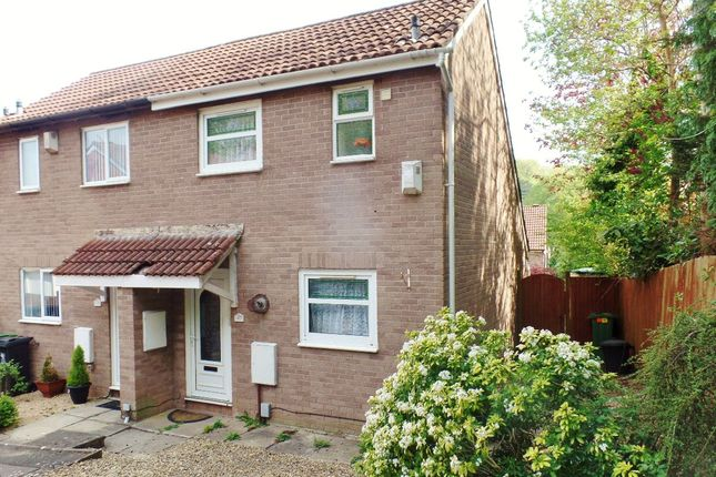 Thumbnail Terraced house for sale in Lauriston Park, Cardiff