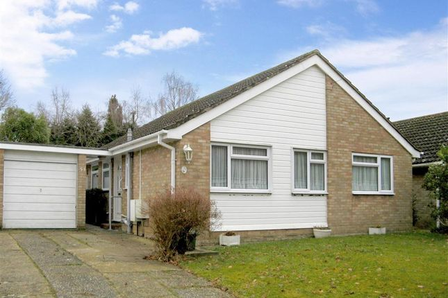 Thumbnail Bungalow for sale in Woodlands Way, Southwater, Horsham, West Sussex