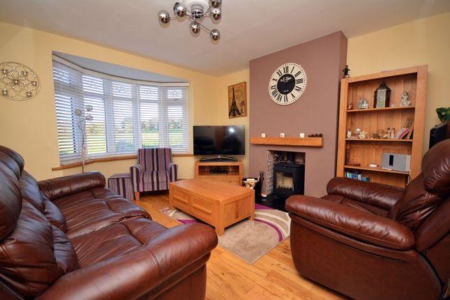 Lounge of Elgar Crescent, Llanrumney, Cardiff CF3