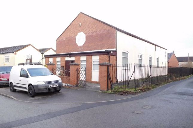 Thumbnail Land for sale in May Street, Newcastle-Under-Lyme, Staffordshire