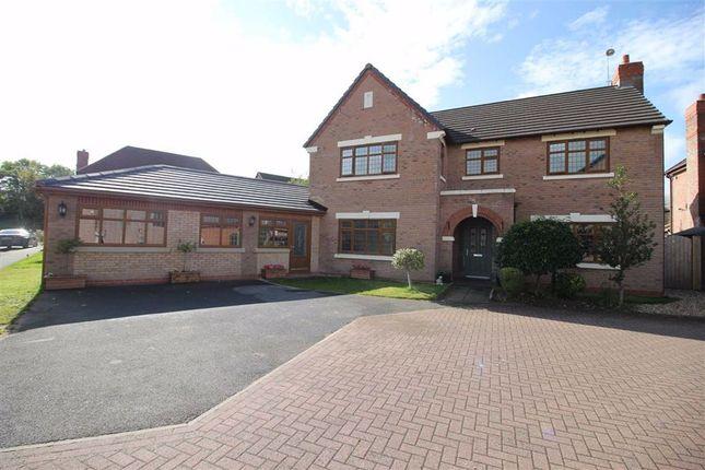 5 bed detached house for sale in Carbis Avenue, Grimsargh, Preston PR2