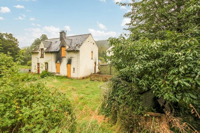 Thumbnail Semi-detached house for sale in Garry Crescent, Invergarry, Inverness-Shire