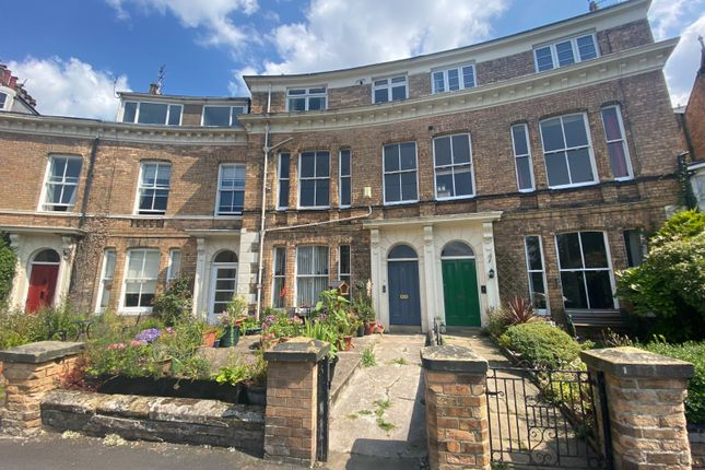 Thumbnail Terraced house for sale in Royal Crescent, Scarborough, North Yorkshire