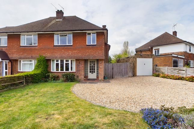 3 bed semi-detached house for sale in Ashley Drive, Penn, High Wycombe HP10