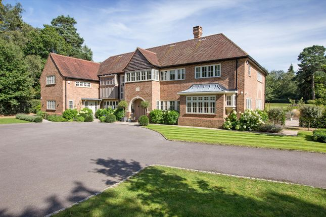 Thumbnail Detached house for sale in Munstead Heath Road, Nr Godalming, Surrey