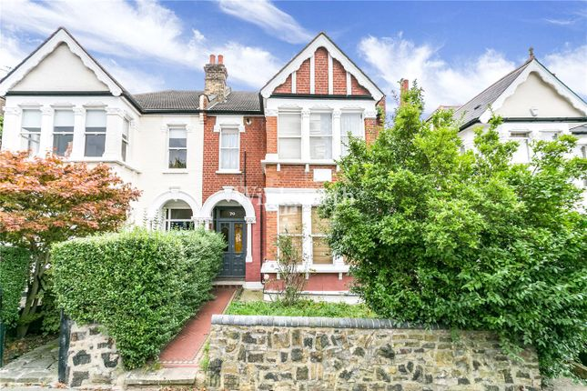 Thumbnail Terraced house for sale in Derwent Road, London