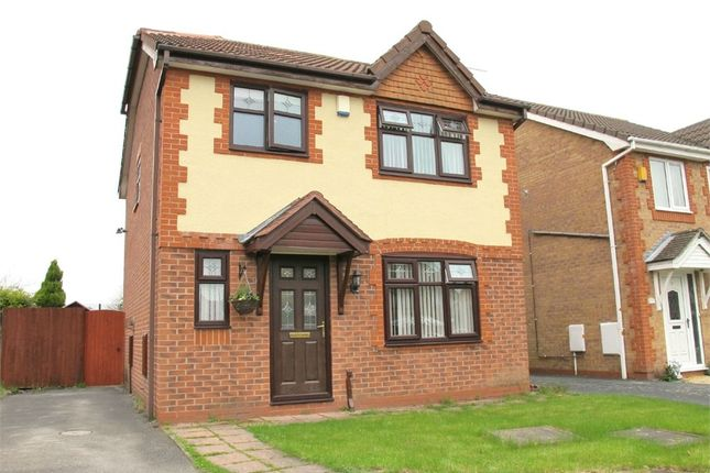 Thumbnail Detached house for sale in Cadbury Close, West Derby, Liverpool, Merseyside