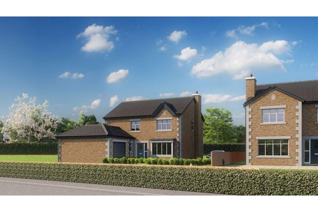 Thumbnail Detached house for sale in Plot 7 Aiken Meadow Scotforth Road, Lancaster
