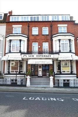 Thumbnail Hotel/guest house for sale in New Osterley Hotel, 80-84 Adelaide Street, Blackpool, Lancashire
