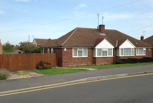Thumbnail Bungalow to rent in Staveley Road, Luton