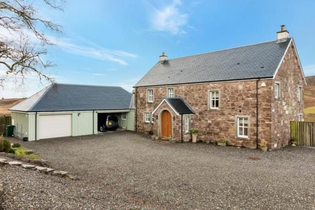 Thumbnail Detached house for sale in Braco, Dunblane, Perth And Kinross
