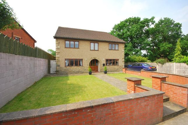 Thumbnail Detached house for sale in Station Road, Hoghton, Preston, Lancashire