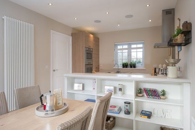 """Thumbnail Detached house for sale in """"Rowan"""" at Burcote Road, Towcester"""