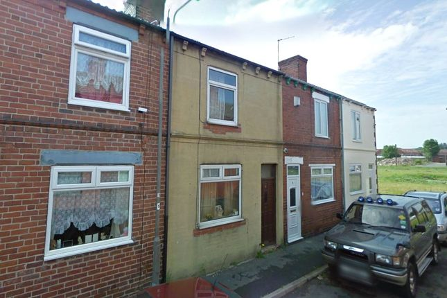 Thumbnail Terraced house to rent in Albany Place, South Elmsall, Pontefract, West Yorkshire
