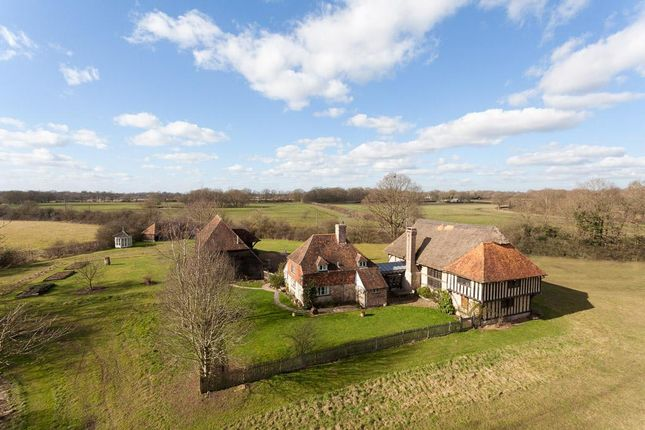 Thumbnail Detached house for sale in Romden Road, Smarden, Kent