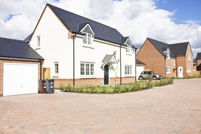 Thumbnail Detached house for sale in Station Road, Long Buckby