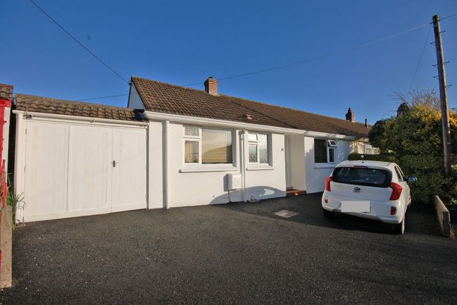 Thumbnail Semi-detached bungalow for sale in Oakland Park South, Sticklepath, Barnstaple