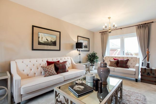 """Thumbnail Detached house for sale in """"Thames"""" at Burton Road, Streethay, Lichfield"""