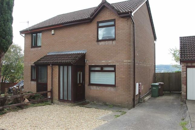 2 bed semi-detached house to rent in Cae Gethin, Caerphilly