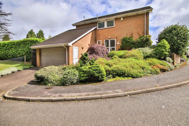 Thumbnail Detached house for sale in Crofta, Lisvane, Cardiff