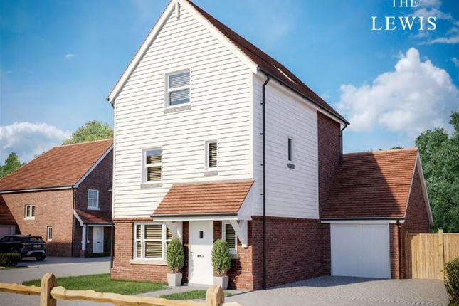 Thumbnail Detached house for sale in The Laurels, Littlebourne, Canterbury