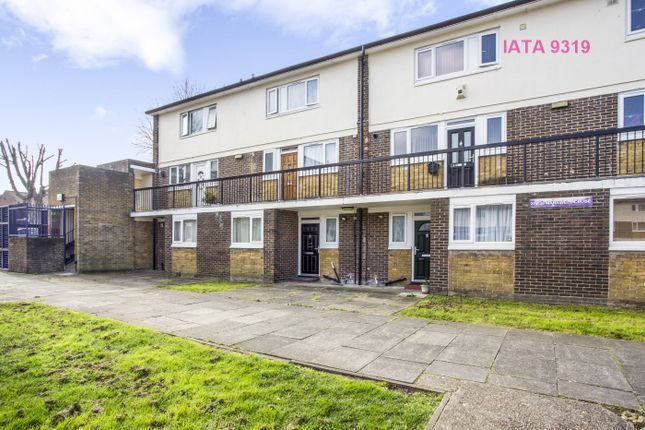 Thumbnail Flat for sale in Markwell Close, London