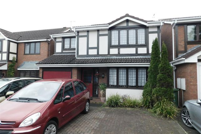 Thumbnail Detached house to rent in Victory Close, Stourport-On-Severn
