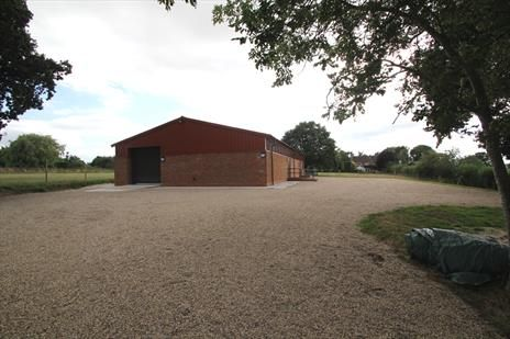 Thumbnail Warehouse to let in Rowney Lane, Sacombe Green, Ware.