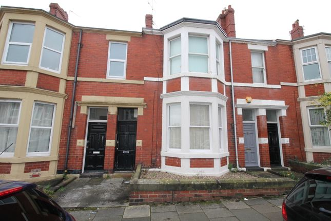 Thumbnail Maisonette to rent in Shortridge Terrace, Jesmond