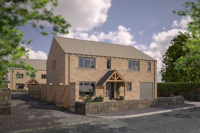 Thumbnail Detached house for sale in Wakefield Road, Drighlington