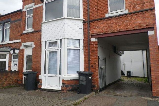 Thumbnail Flat to rent in Milligan Road, Leicester