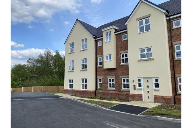 2 bed flat for sale in 33 Haldene Road, Macclesfield SK11