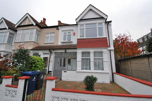 3 bed end terrace house for sale in Claygate Road, Ealing, London