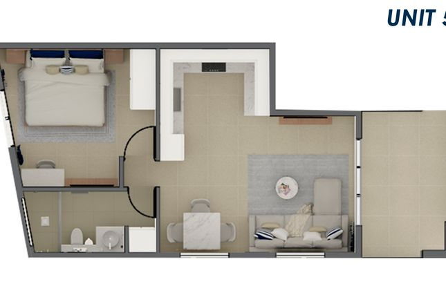 Thumbnail Apartment for sale in Unit 5, Casuarina Grande, Casuarina Drive, Mullins