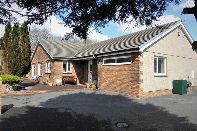 Thumbnail Detached bungalow for sale in Foxes Cross, Hen Heol Y Banc, Pontyberem, Llanelli