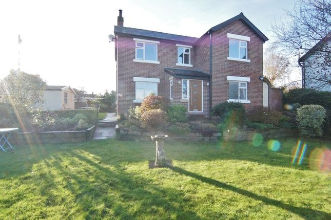 Thumbnail Detached house for sale in Preston Old Road, Freckleton, Preston