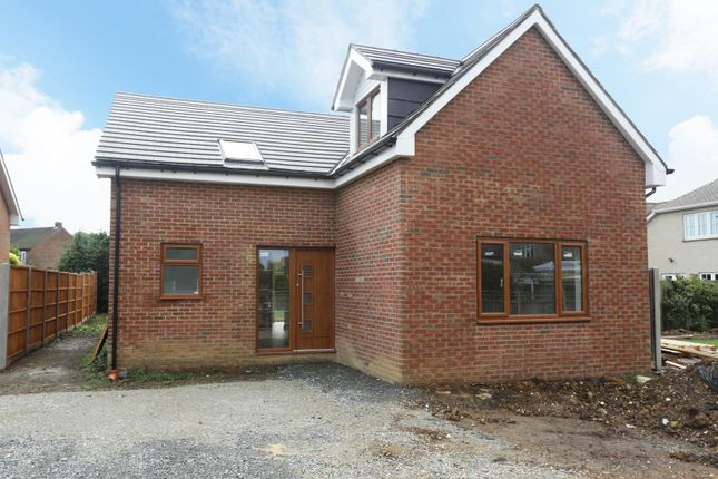 Thumbnail Detached house for sale in Sandwich Road, Whitfield, Dover