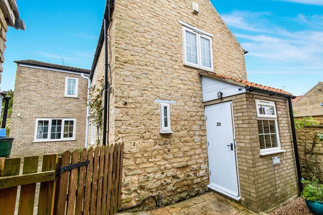 Thumbnail Detached house for sale in Drury Street, Metheringham, Lincoln