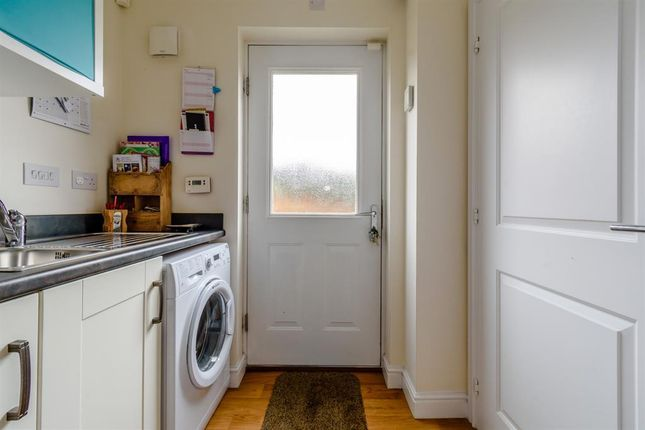 Utility Room of Longbridge Drive, Easingwold, York YO61