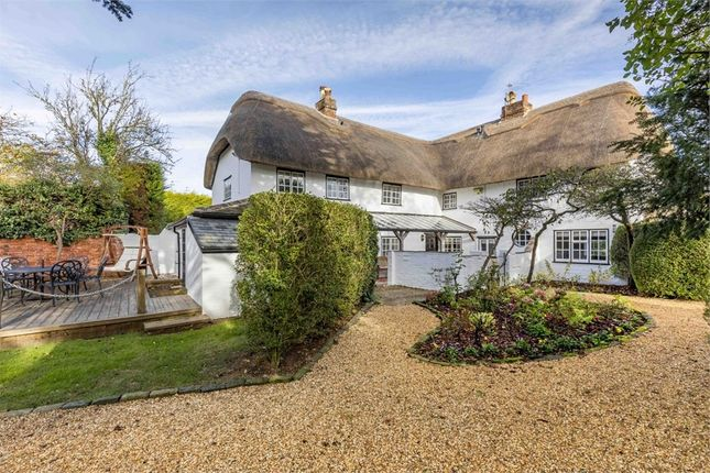 Thumbnail Detached house for sale in Salisbury Road, Burton, Christchurch, Dorset