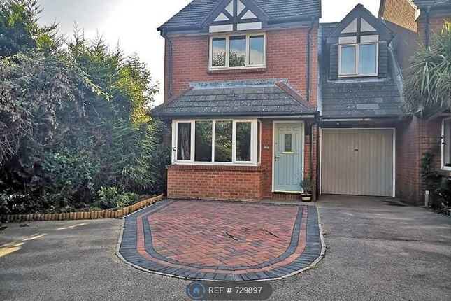 Thumbnail Semi-detached house to rent in Elder Close, Locks Heath, Southampton