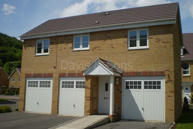 Thumbnail Detached house to rent in Coed Celynen Drive, Abercarn, Newport.