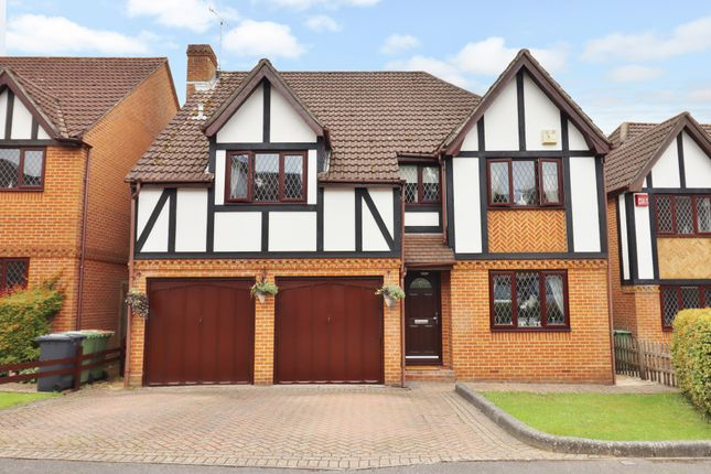 Thumbnail Detached house for sale in Chalice Court, Upper Northam Road, Hedge End, Southampton